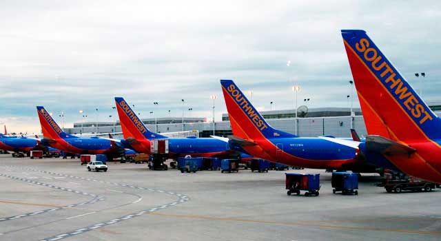 It is the second largest airport in Chicago after O'Hare Airport.